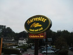 cricketers harvester