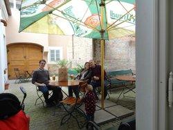 Pilsner Urquell Cafe