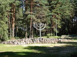 Rumbula Forest Memorial