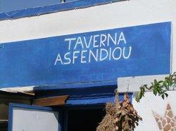 Taverna Asfendiou