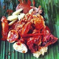 Nasi Lemak Ong