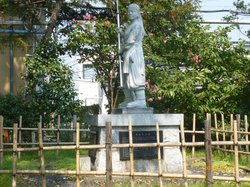Takeko Nakano Monument
