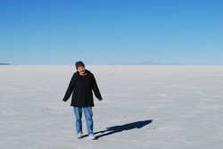 Salt Flats Uyuni Expedition -Day Tour