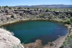 Montezuma Well National Monument include directions to get there.