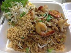 Thai and Asian Restaurant