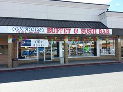 Oversea Buffet & Sushi Bar