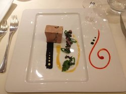 Mon Plaisir restaurant