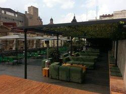 Terrace at Downtown Mexico