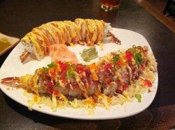 Sakura Japanese Steak House and Sushi Bar
