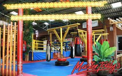 Master Toddy's Muay Thai