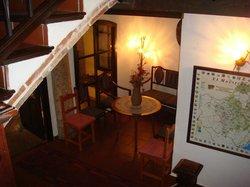 Restaurante de la Antigua Posada Roda