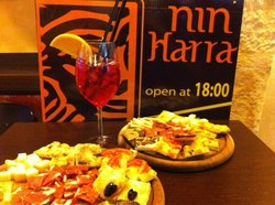 NIN-HARRA pub and more