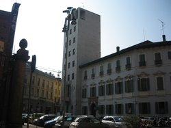 Palazzo Castani e Torre Littoria