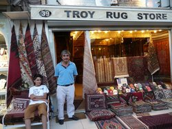 Troy Rug Store