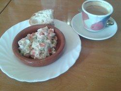 Cafeteria Zas de Rey