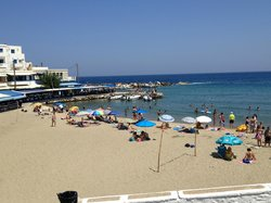 Apollonas Beach