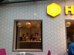 Honeycomb Yoghurt Shop
