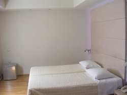 Double room vith extra bed