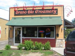 Grand Ole Creamery & Grand Pizza
