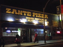 Zante's Pizza and Indian Cuisine
