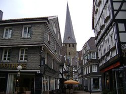 St. Georgs-Kirche.