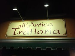 All'Antica Trattoria