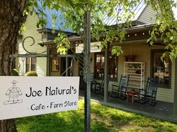 Joe's Naturals Farm Store & Cafe