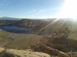 Valle de la Luna - Valle de la Muerte