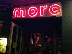 Wirtshausbar Moro