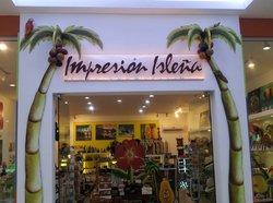 Impresion Islena