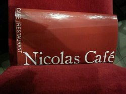 Nicolas cafe