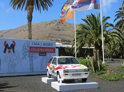Casa / Museo Cesar Manrique