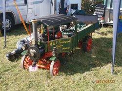 Kettering Vintage Steam Rally