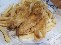 Killin fish & chip van