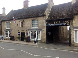 The Ship Inn restaurant