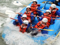 Kananaskis Whitewater Rafting