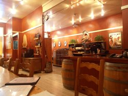 Arizona Stronghold Vineyards Tasting Room