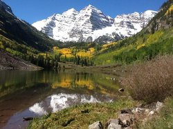 Maroon Bells-Snowmass Wilderness Area