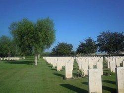 Il Cimitero inglese di Minturno