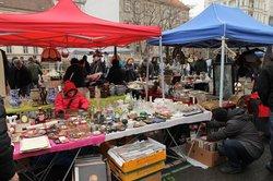 Flohmarkt am Naschmarkt
