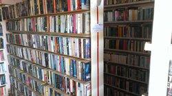 Wayan's Book Store Padang Bai