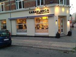 Casablanca Cuisine Marocaine Cafe & Restaurant
