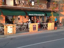 Osteria del Maremmano Bar