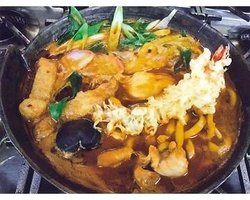 Homemade Udon Hatsumiya