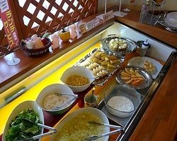 Casual Restaurant Pinocchio Kiribayashi