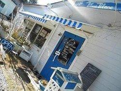 Cafe Blue Blanc