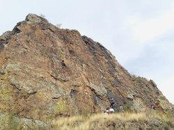 Climbing Sucre