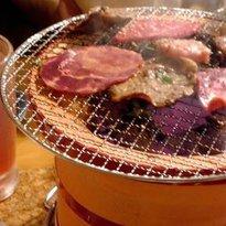 Charcoal Stove Grilled Beef Gyushige Nirasaki