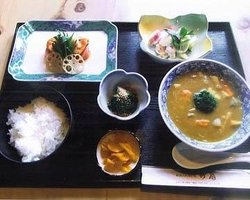 Lotus Roots Restaurant Chikusen