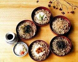 Homemade Soba Genroku